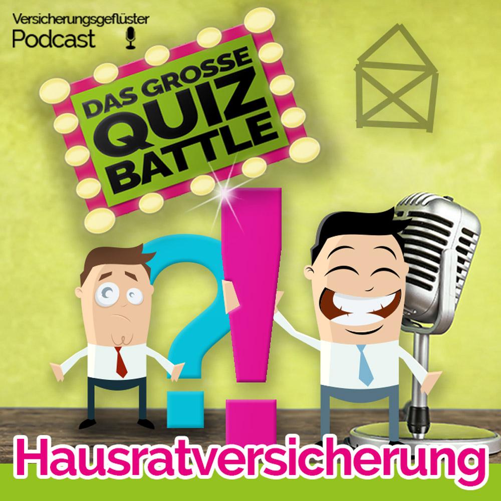 Folge 081 Hausratversicherung Quiz Battle