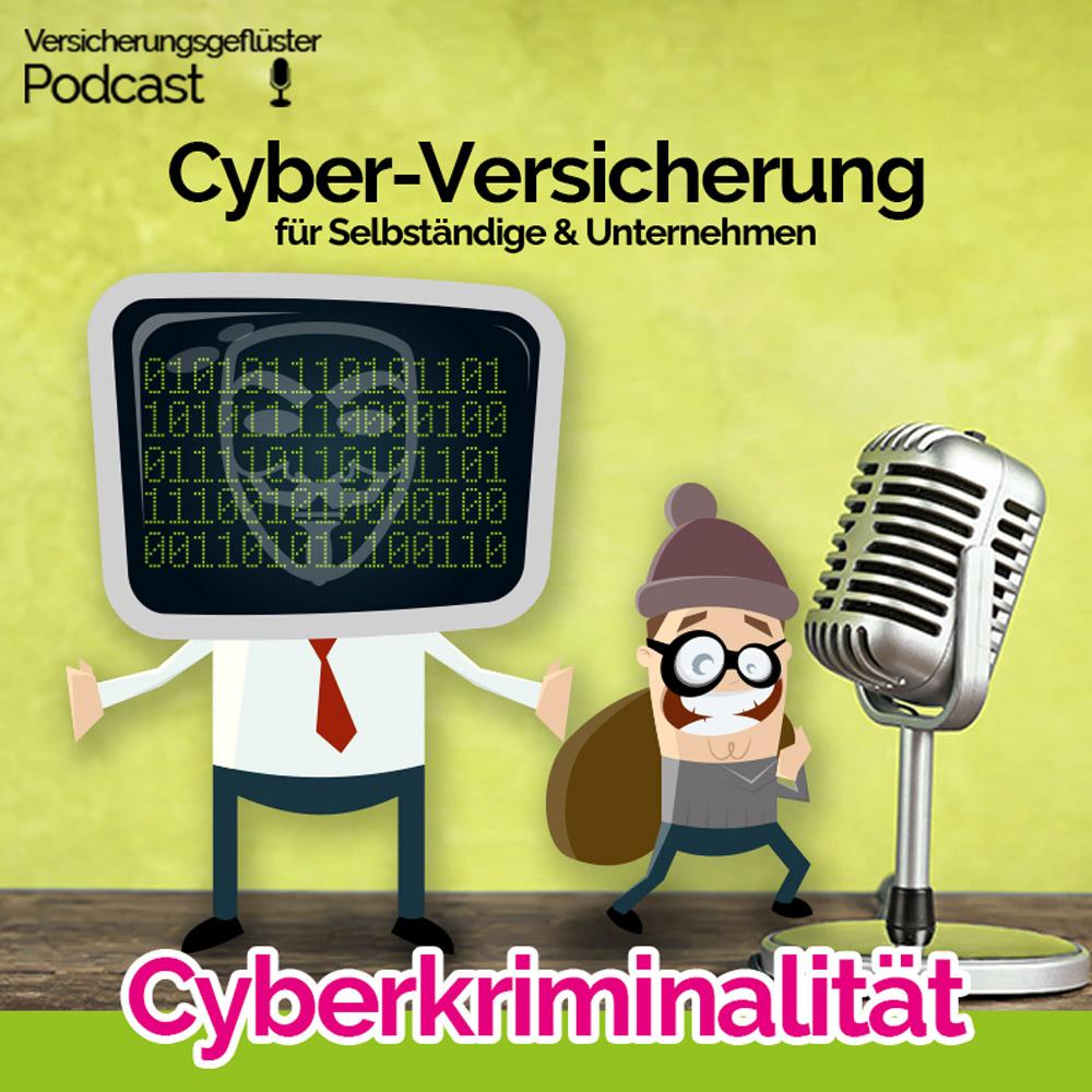 cyber-versicherung cybercrime